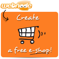 Webnode - create a free e-shop