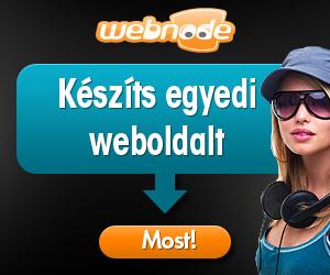 Webnode - Készíts egyedi weboldalt - Most!