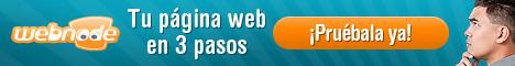 Webnode - Tu página web en 3 pasos - ¡Pruébala ya!